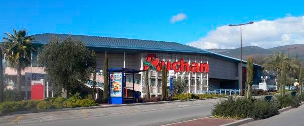Les partenariats de soviasys avec les supermarch s sur bordeaux s o via sys - Auchan lac horaire ...