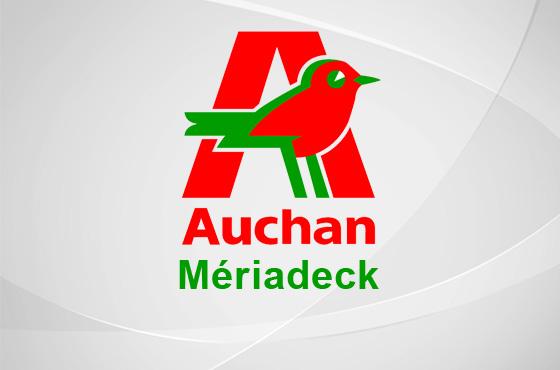 Les partenariats de soviasys avec les supermarch s sur bordeaux s o via sys - Auchan bouliac horaires ...